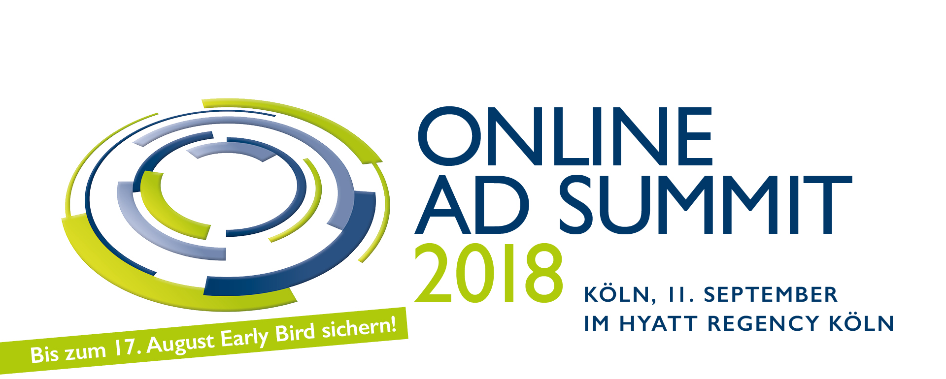 Online Ad Summit: Jetzt Early Bird Rate sichern!